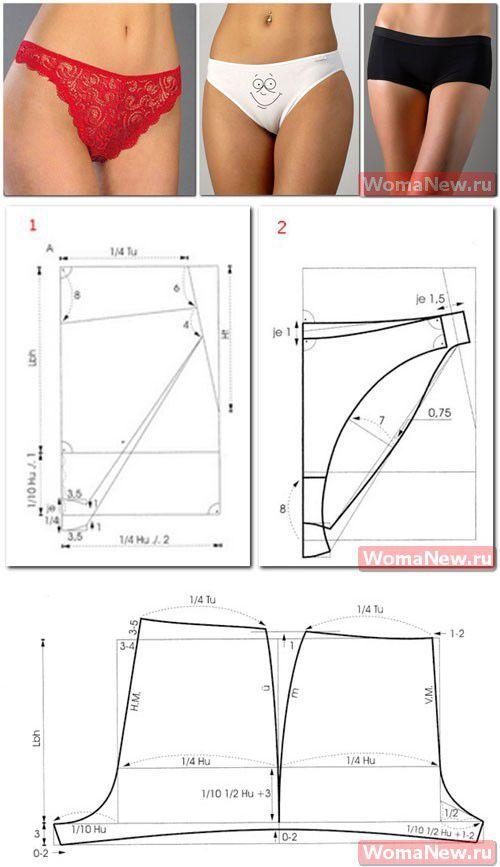 Aprende a confeccionar con estos Patrones para ropa ...